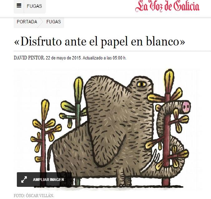 ilustrando en Galicia