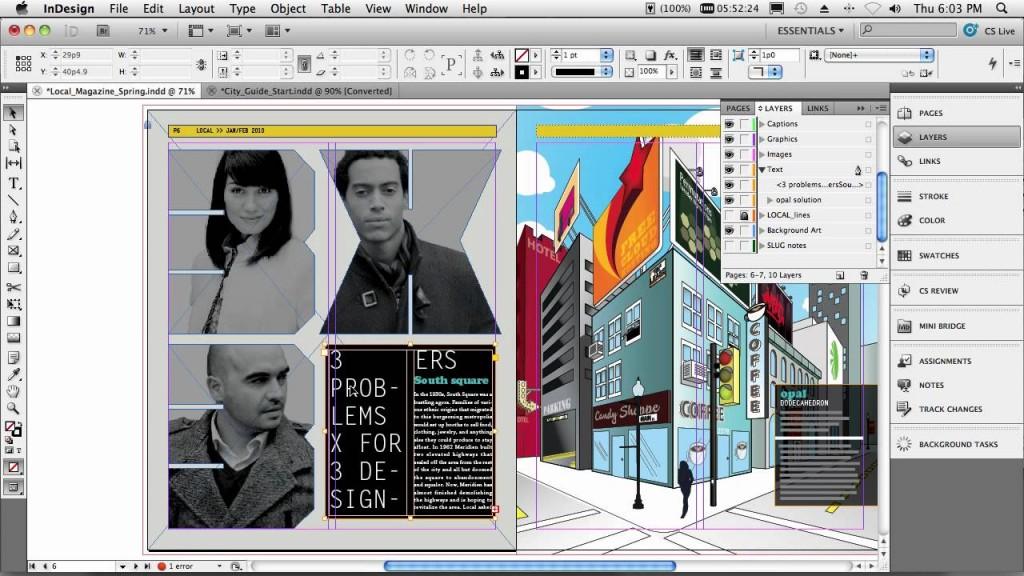 Curso diseño gráfico Galicia