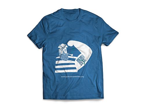 Camiseta Mar de Mares