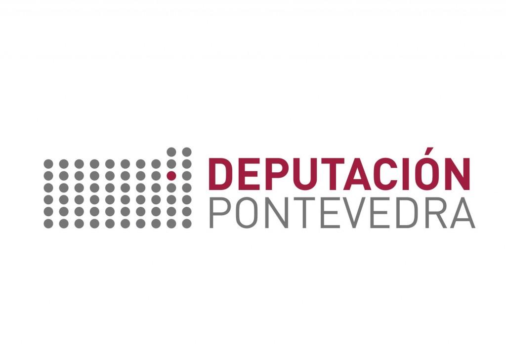 nuevo logo diputación pontevedra