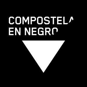 Logo Compostela en Negro