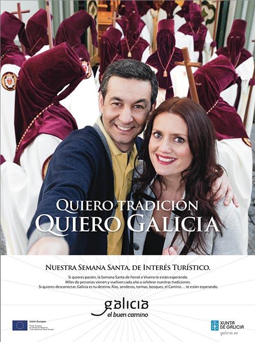 Campaña Turismo Galicia
