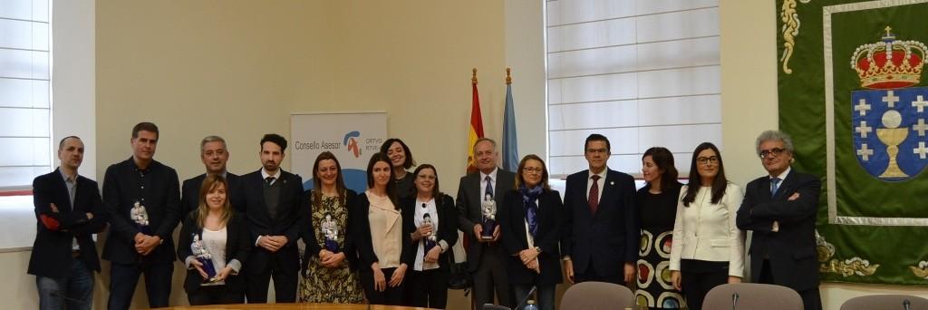 Premios Publicidad en Gallego - Consello Asesor CRTVG e RTVE