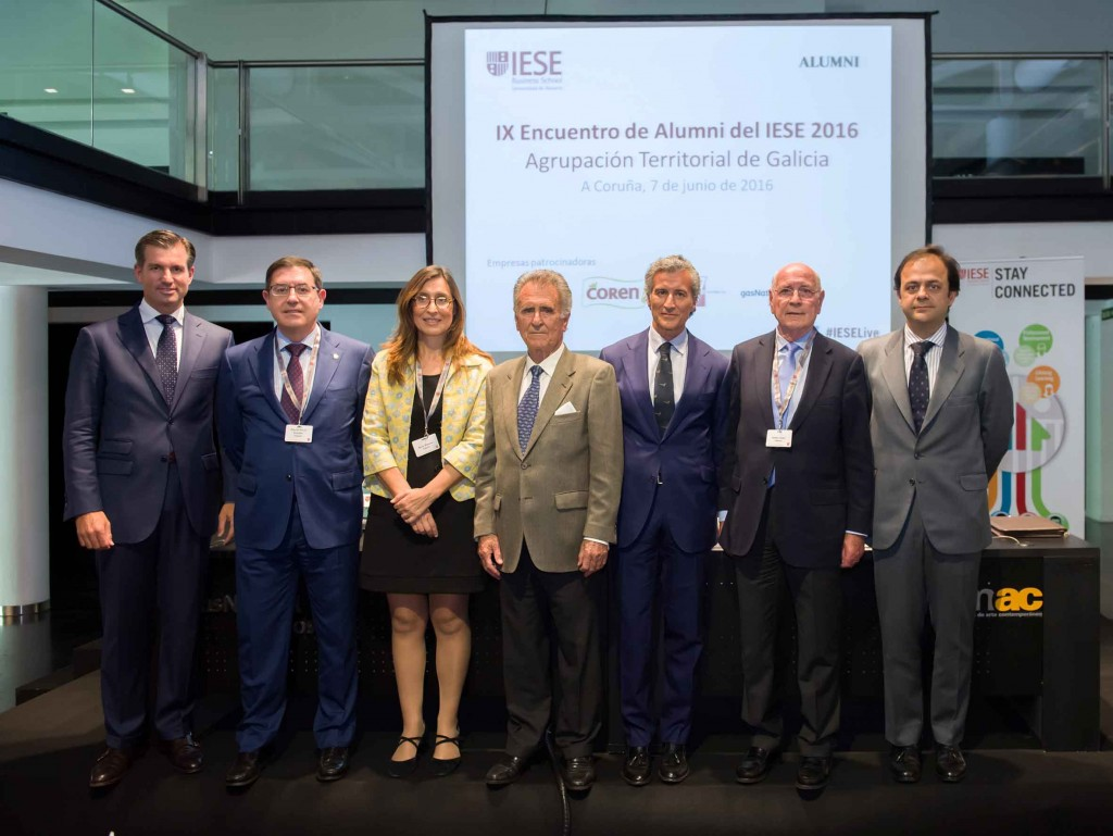 Encuentro IESE Alumni Galicia