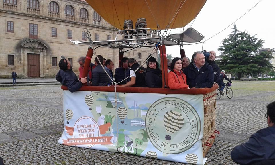 globo inaugural