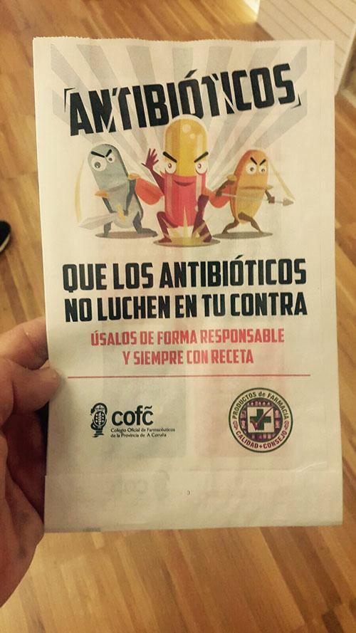 Campaña Colegio Oficial de Farmacéuticos