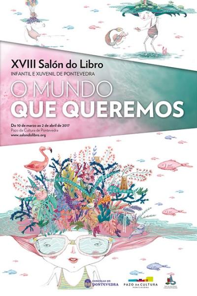Salón do Libro Infantil e Xuvenil de Pontevedra