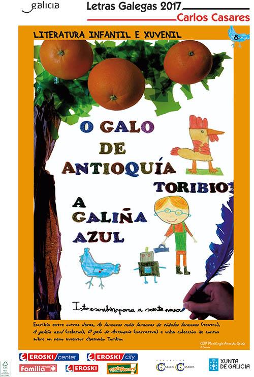 Eroski Vegalsa - Letras Galegas