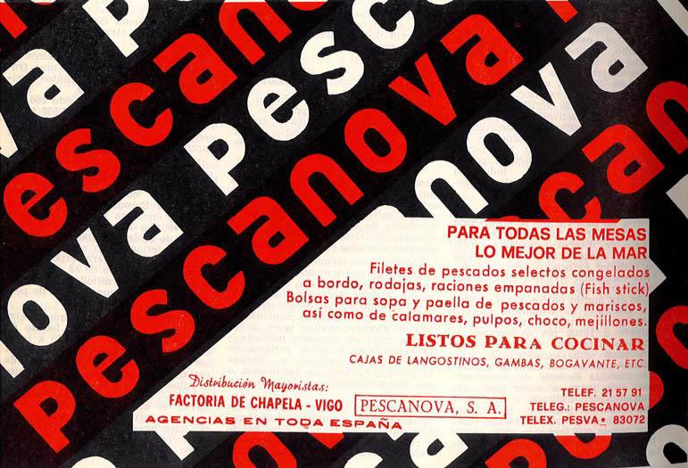 Pescanova 1970