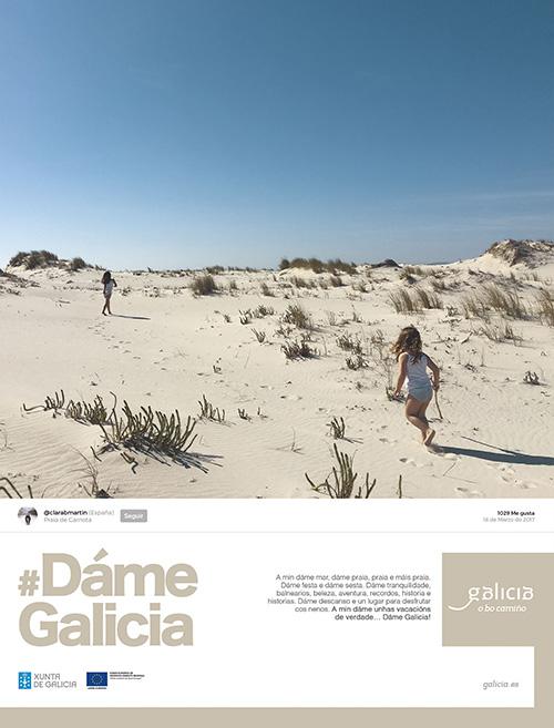 Campaña Turismo de Galicia