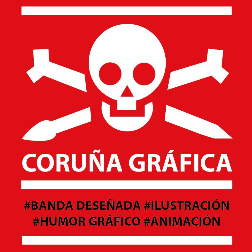 coruña_gráfica_logo