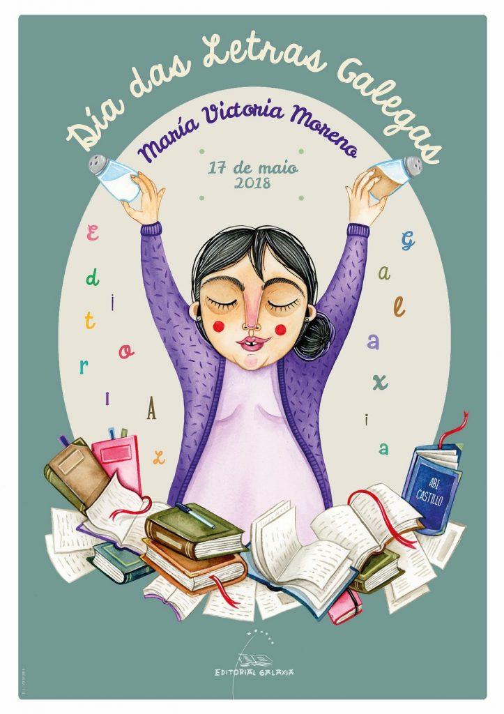 Día das Letras Galegas 2018