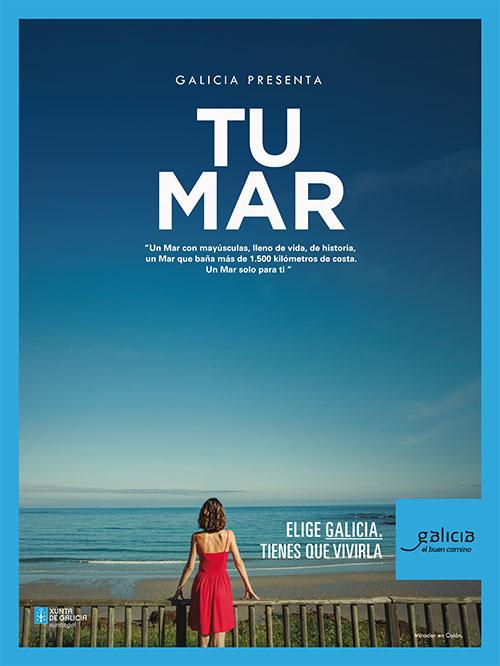Turismo Galicia Campaña Publicitaria