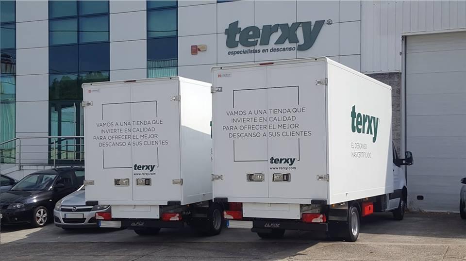Terxy Colchones