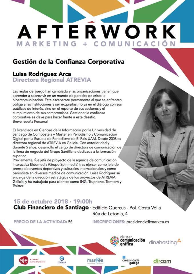 Afterwork Comunicación Galicia