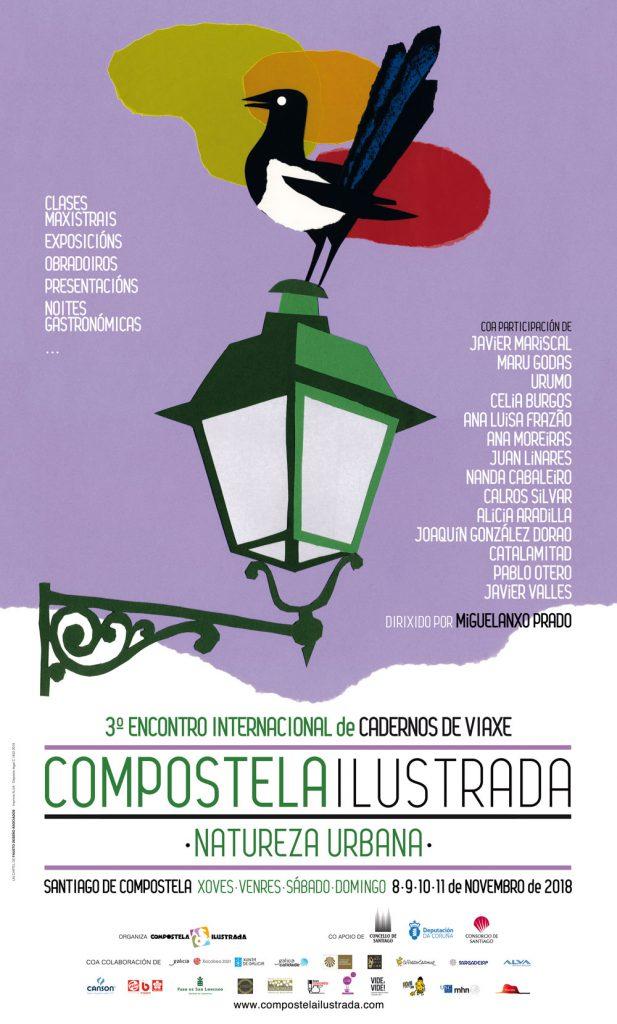 cartel_compostela_ilustrada
