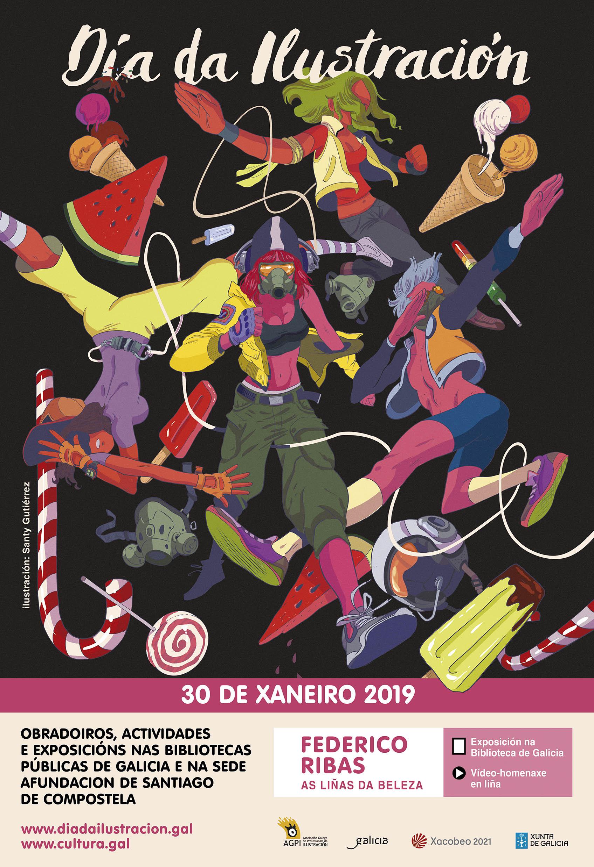 Día Ilustración Galicia