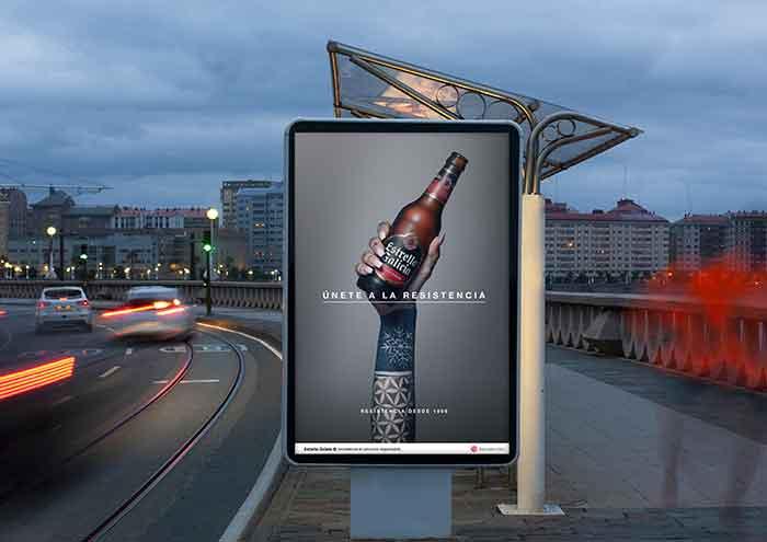Campaña Publicitaria Estrella Galicia