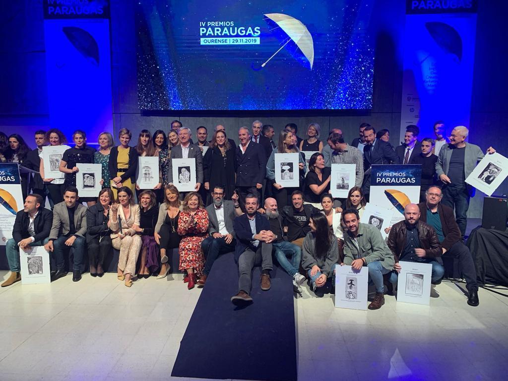 Premios Paraguas 2019