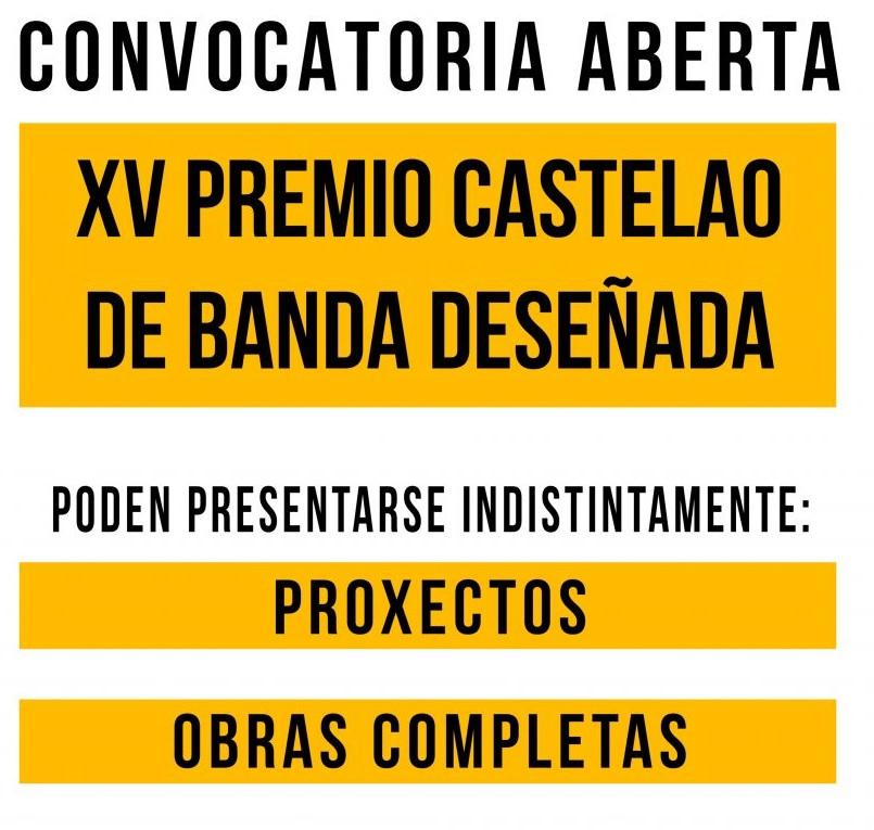 Premio Castelao de Banda Deseñada